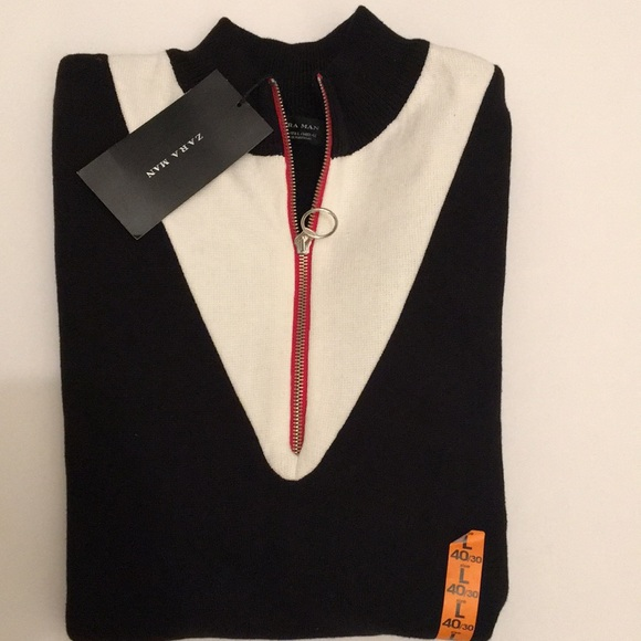 Zara Other - Zara Black Sweater